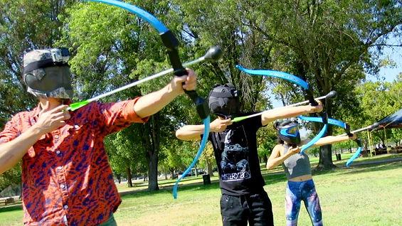 group sockin archery