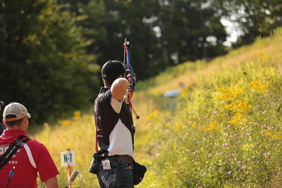 field-compound archery
