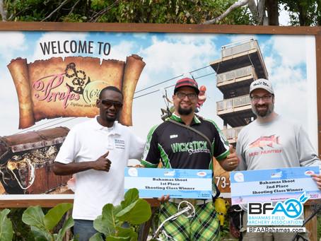 Bahamas Shoot Results