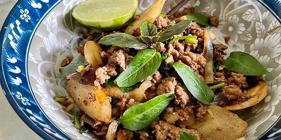 CLASS - Vietnamese Veal & Veggie Noodle Bowl
