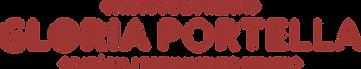 Curso de Oratória Glória Portella Logo
