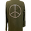 Thumbnail: Peace Symbol Retired Army Jacket