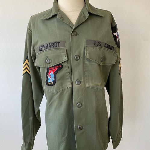 John Lennon Military Shirt (replica)