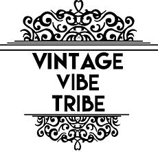 Vintage Vibe Tribe Patche