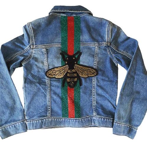 Queen B Denim Jacket