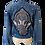 Thumbnail: Silver Ganesha Denim Jacket