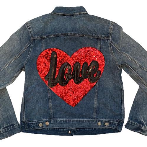 Love Denim Jacket