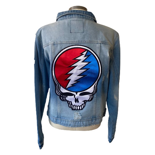 Grateful Dead vintage jacket size XL