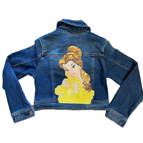 Be Our Guest Kids Denim Jacket