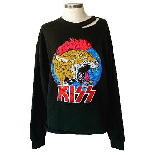 KISS Panther Sweatshirt