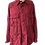Thumbnail: Overdyed Red Tongue Camo Jacket MEDIUM
