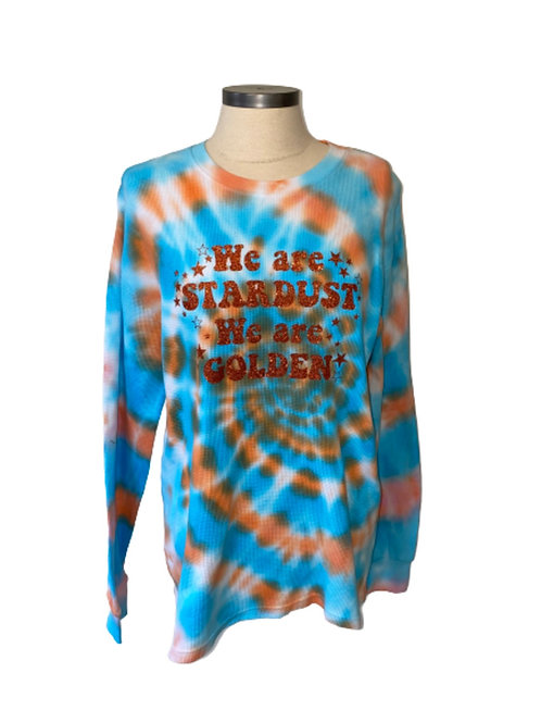 Woodstock Blue Thermal- Medium