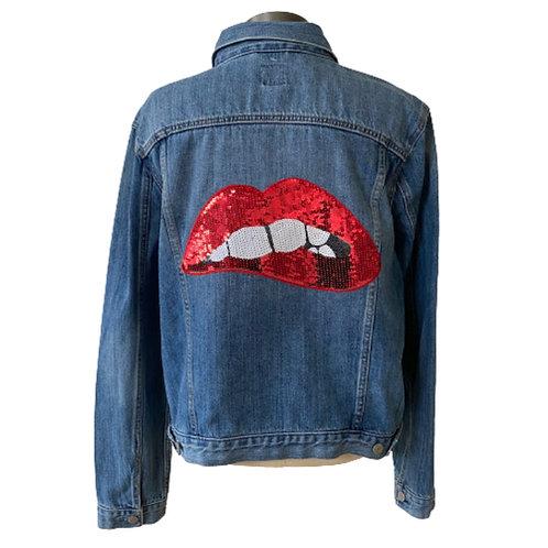 Love Bites Denim Jacket