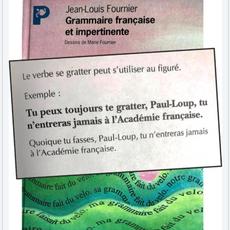 """""""Tu peux toujours te gratter, Paul-Loup..."""