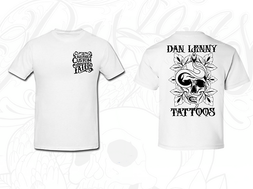 Dan Lenny Artist Tee - Limited Edition
