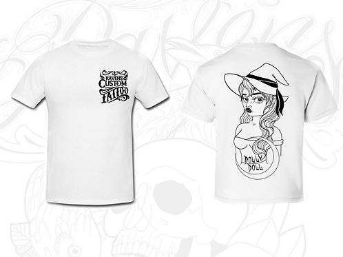 DollyDoll Artist Tee - Limited Edition