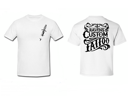 Ravens Script T-Shirt