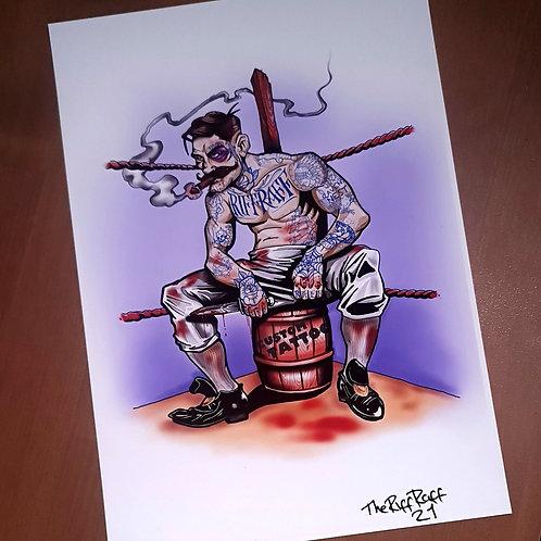 Boxer Neo Print - RiffRaff