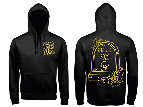 2021 Limited Edition Golden Hoodie