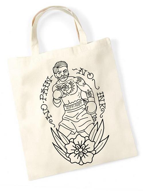 RiffRaff Tote Bag