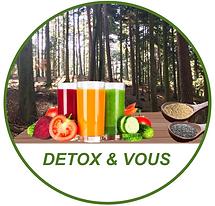 Week-end DETOX & VOUS Marie-Amandine Brach Naturopathe réflexologue Haegen Saverne Alsace