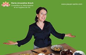Ateliers culinaires cuisine vivante Pause-Santé par Marie-Amandine Brach Naturopathe Haegen.