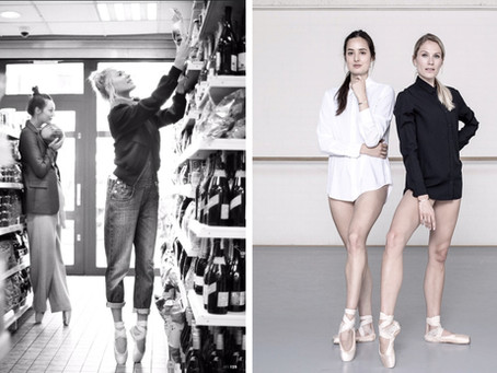 The Fashion Composers Agency - a model agency for professional dancers