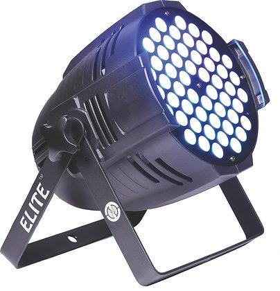 WASH LED LIGHT 54X3W RGB 3in1