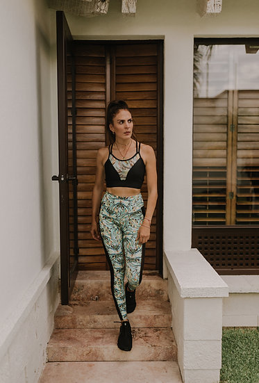 Leggings Mix and Match Verde