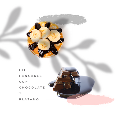 🍫 CHOCO-BANANA PANCAKES 🍫
