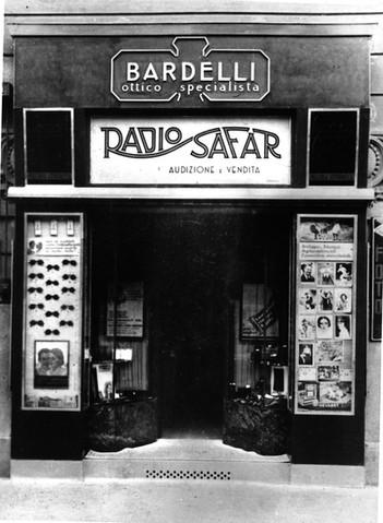 ottica bardelli negozio storico milano