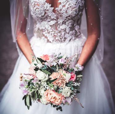 My Dress, My Flowers, My Wedding