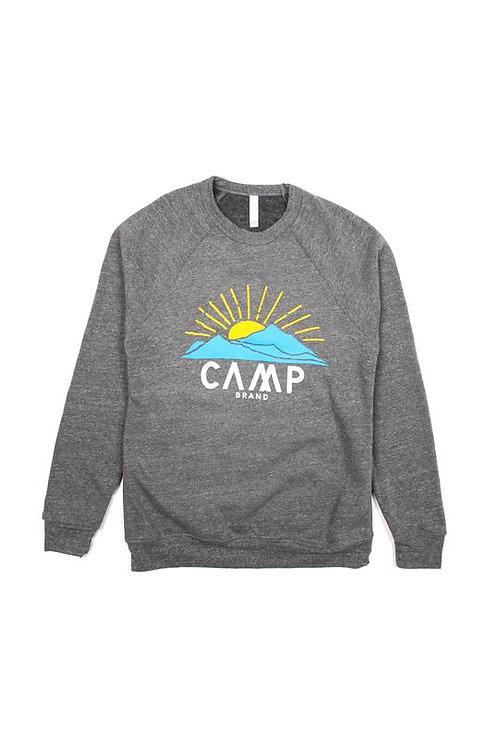 Hasta La Vista Sweatshirt Tri Grey
