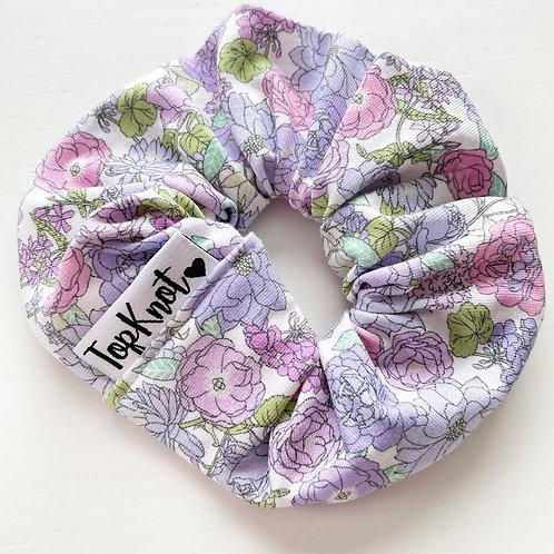 The Lavender Scrunchie
