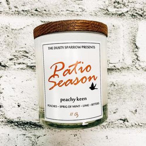 Patio Season l Peachy Keen