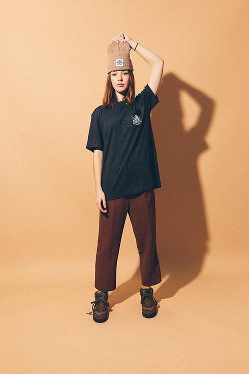 Peak Pocket T-Shirt Dark Grey Heather