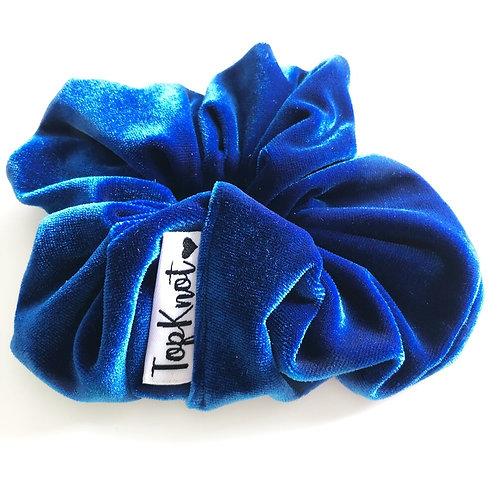 The Royal Blue Velvet