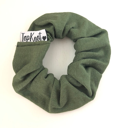 The Army Scrunchie
