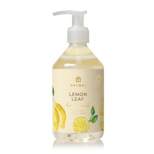 Lemon Leaf l Hand Wash