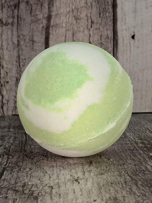 Green Tea & Pear l Bath Bomb