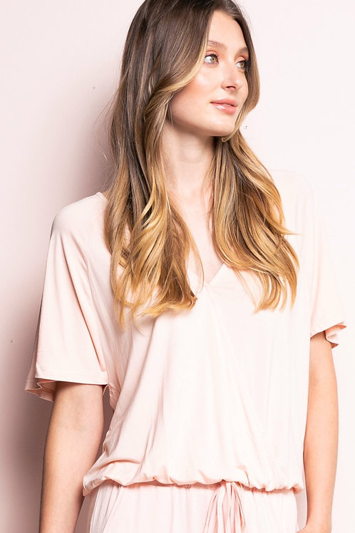 The Lily Top- Pink