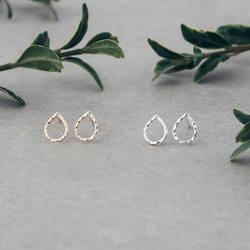 Juliet Studs l Gold or Silver