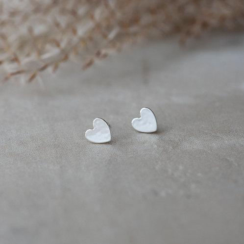 Amado Studs- Silver