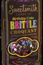 Birthday Cake Brittle - Chocolate
