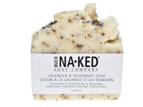 Lavender + Rosemary Soap