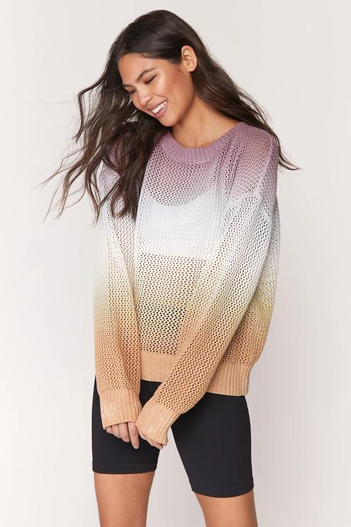 Romy Mesh Sweater