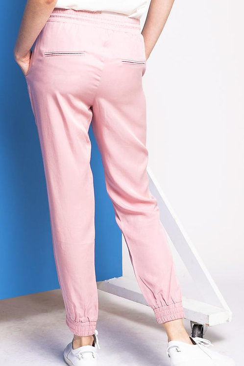 The Allegra Pants- Dusty Pink