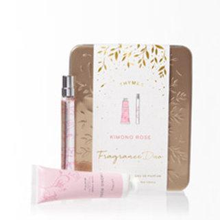 Kimono Rose Fragrance Duo