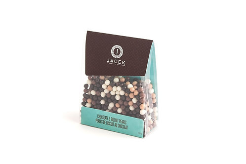 Biscuit & Chocolate Pearls