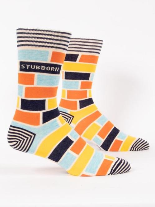 Stubborn M-Crew Socks